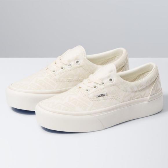 Vans Shoes   Vans Era Platform Vans 66 Marshmallow   Poshmark